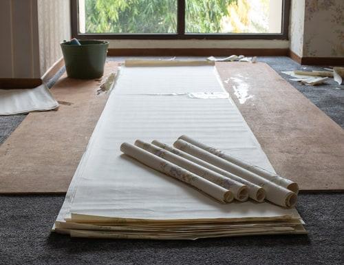 Can I Install Wallpaper on Popcorn Walls?