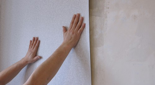 Does Peel And Stick Wallpaper Ruin Walls?